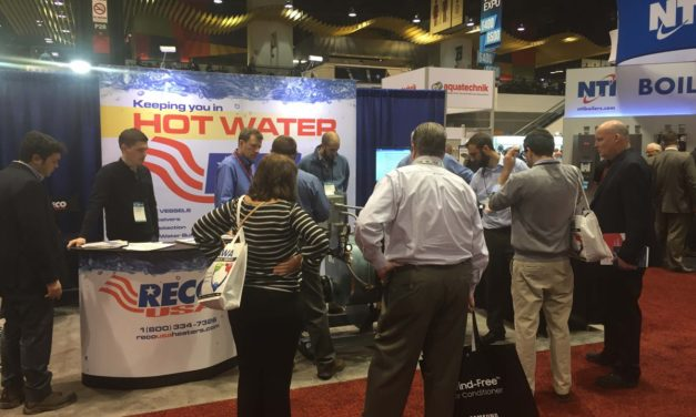 RECO USA Unveils New Control Master® at 2018's AHR Expo in Chicago